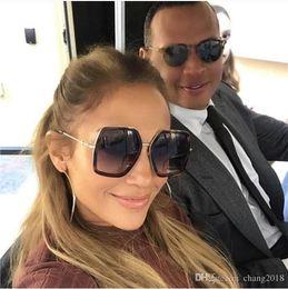0c660865a1c14 2018 New Fashion Big Frame Square Sunglasses Women Brand Designer Polygonal  crystal Goggles UV 400 Oculos De Sol Gafas 97341