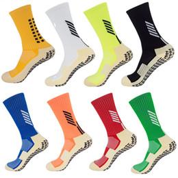 9072764b7 Wholesale green football socks online shopping - Football Socks Anti Slip  Soccer Socks Men Similar As