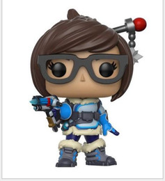 Cheap Mini Toys NZ - Cheap price Anime Toys For Children FUNKO POP watch Mei model Action Figure Collection Toy Toys For Kids gift factory price