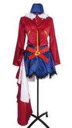 Wholesale macross cosplay online – ideas Macross Frontier Cosplay Sheryl Nome Dress Costume H008