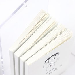 small paper notebooks 2019 - 2018 Creative novelty Mini small Notebook paper not sketchbook travel journal diary cute filofax  agenda study 4B813 che