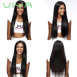 remy hair extensions closure unprocessed 2019 - Indian Virgin Hair Straight with Lace Closure 3pcs lot Unprocessed Human Hair Bundles with Closure Straight Indian Remy