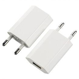$enCountryForm.capitalKeyWord UK - flat White full 1A OEM EU US AC Plug USB Euro Wall Charger 5V 1A AC White Power Adapter 100pcs lot