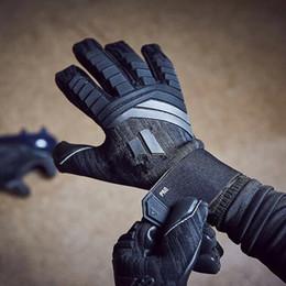 A +++ Качественная марка adi Falcons Перчатки вратаря Профессиональные футбольные перчатки Противоскользящие перчатки-латексные плиты Новейшие 2018