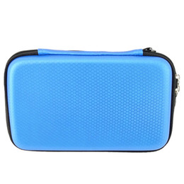 Discount data hard drives - Portable USB Flash Hard Disk Drive Data Cable Power Bank Carry Storage Case Bag