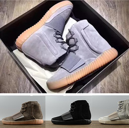 Sply Shoes Canada - Last Update Sply 750 Yellow Semi Frozen Cream White Zebra Bred Black Red Beluga Kanye West Shoes Casual shoes