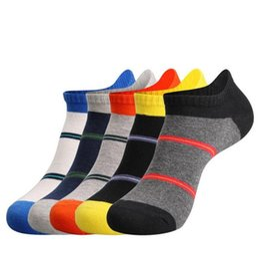 Discount sock slippers men - Men 'S Mixed Color Short Boat Sock Marvel Happy Men Socks Ankle Funny Short Men 'S Summer Hip Hop Compression