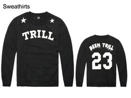 discount pullovers 2019 - Wholesale-HOOD BY AIR mens womens hoodies and sweatshirts HBA star mountain print Cotton Hip hop Casual Pullovers Fashio