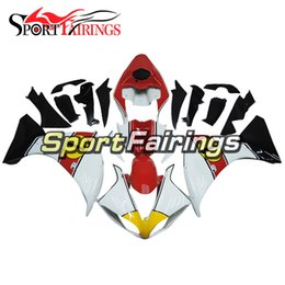 Sportbike Body Canada - Complete Fairing Kit For Yamaha YZF1000 R1 09 10 11 2009 - 2011 ABS Plastic Motorcycle Body Kit Bodywork Sportbike Gloss Red White Yellow
