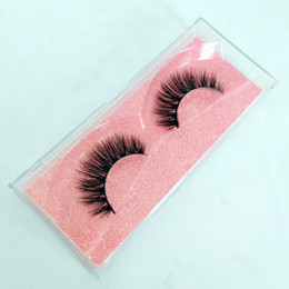 $enCountryForm.capitalKeyWord Australia - Hot Sale 10 Pairs Makeup Handmade Fashion Cosmetic False Eyelashes Natural Cross False top Eyelashes Extensions Customize Private label logo