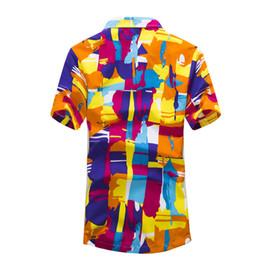 129a4fb1 Hawaii sHirt online shopping - Fashion Men Hawaii Shirt Beach Floral Shirt  Tropical Seaside Hawaiian Shirt