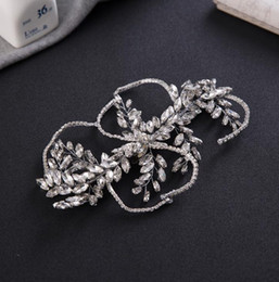$enCountryForm.capitalKeyWord NZ - European and American brides hair drill, hairpin banquet, bridal ornaments, headwear