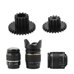 Venta al por mayor de Engranaje de rueda del motor de la lente para CANON EF-S 18-55MM II Accesorios de la cámara Conjunto de herramientas Nuevo