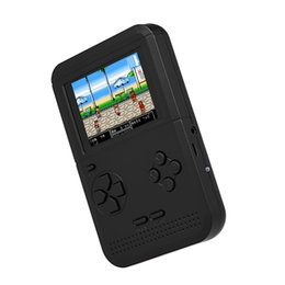 mini portable games 2020 - New Mini Handheld Game Console Portable Gaming Player 300 in 1 Classic Games Support TV Output With 2.6 Color Screen Dis