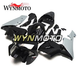 Honda F5 Canada - For Honda CBR600RR F5 Year 2003-2004 03-04 Complete Fairing Kit Body Kit Motorcycle Body Kit Silver Bodywork ABS Injection Cowling