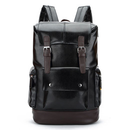 Wholesale New Backpack Men Backpacks For School Bag Large Capacity Business Laptop Bags Brand Male Student Bag High Quality Travel Bags
