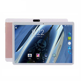 wifi 3g tablet UK - 3g Phone Call 10 inch 1280X800 IPS 32GB ROM Android 7.0 OS Wifi octa core tablet pc 10.1 10 ''