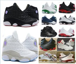 info for e33dd 41418 13s Menwomen Basketballschuhe 3M GS Hyper Royal Italien Blau Bordeaux  Flints Chicago Bred DMP Wheat Olive Ivory Black Cat Sportschuhe