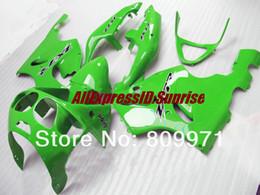 Kawasaki Zx 7r Fairings Australia - K249 HOT-selling green Fairing for KAWASAKI Ninja ZX7R 96-03 ZX-7R1996-2003 ZX 7R 96 97 98 99 00 01 02 03 1996 2003