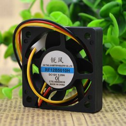 $enCountryForm.capitalKeyWord Australia - For DIY sharp wind RF12B5010H 12V 0.09A 3 pin 5cm cooling fan silent fan