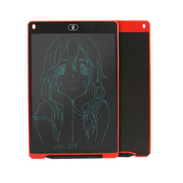 Tablet Shipping Australia - 2018 quick shipping 12 inch digital drawing pad Graphic lcd writing pad With Stylus Pen lcd writing tablet