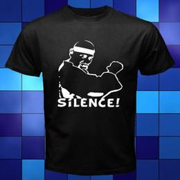 Hot T Shirts For Men Australia - 2018 Hot Sale New T Shirt Silence Punk Dragonfly Jones Black T-Shirt Size S M L XL 2XL 3XL Band Logo Tee Shirt For Men