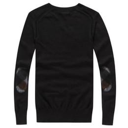 $enCountryForm.capitalKeyWord UK - Fashion- Tideclassic Premium Quality Knit Sweater For Men Color Block Soft Warm Wool Sweaters All Season M-xxl Fashion