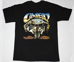 $enCountryForm.capitalKeyWord NZ - Cotton T Shirts Clothing Office Men O-Neck Short-Sleeve Omen The Curse Heavy Metal Cirith Ungol Jag Panzer Tee