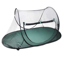 Cat pen Case online shopping - Green Pet Dog Cat Tent Playpen Exercise Play Pen Playing Fence Puppy Cat House Kennel Pet Favor Soft Crate Portable Fold Case