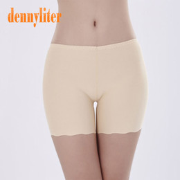 4681292a83cc3 Safety Shorts Pants Canada - DENNYLITER Hot Sales New 2017 Summer Panties  for Women Underwear Seamless