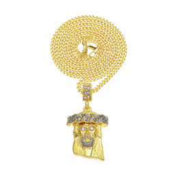 Real gold chain pendant foR men online shopping - New Virgin Mary Fashion Necklaces For Women Men Jewelry K Real Gold Plated Mother of God Cross Necklaces Pendants