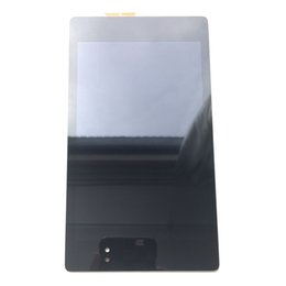Google Touch Screen NZ - NEW LCD Display Replacement Touch Screen Panels Digitizer With Assembly For LG Google Nexus 7 2nd 2013 FHD ME571 ME571K Black DHL logistics