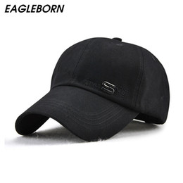 d4ed1410872 Vintage Baseball Caps For Women Canada - EAGLEBORN Baseball Cap Men Women  Brand S Logo Snapback