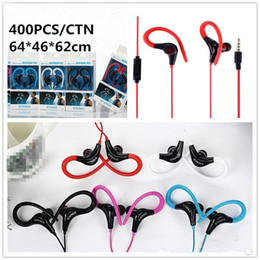 $enCountryForm.capitalKeyWord NZ - Tour Wired Earphone Sports Running Stereo Earbuds Over Ear Headset Headphone With Mic For Universal Cellphones MP3 WIRE02