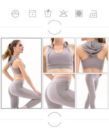 Yoga Pants Sports Bra Canada - Women 3pcs Suit Sport T-shirt+Bra +Pants Female Gym Jogging Sport Set Yoga Suits Fitness Suits For Women Running Cropped Top