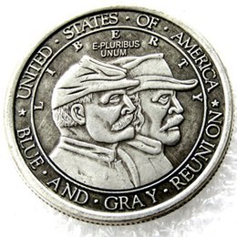 1936 Coins Australia - 1936 Battle of Gettysburg Anniversary Commemorative Half Dollars Copy Coins Factory Price High Quality