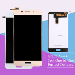 Cell Phone Display Repair Canada - Factory Wholesale LCD Display Touch Screen Digitizer Assembly Replacement Repair Cell Phone Part for Asus ZenFone 3s Max ZC521TL