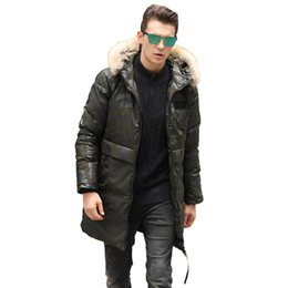 Camouflage Cotton Jacket NZ - Size M-8XL Men's Cotton Jacket Winter Brand Thicken Plus Long Casual Jacket Men's Hooded Camouflage for 135kg Wear