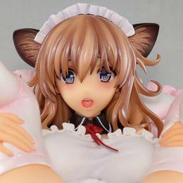 Momo Figure Australia - Cheap Action & Toy Figures SkyTube Momo Nekoyanagi illustration by Kurehito Misaki 1 6 Figure Action & Toy Figures