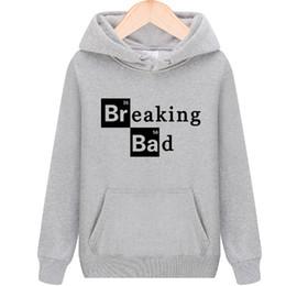 Broken Bad Australia - Breaking Bad hoodies Fashion sweat shirts Popular quality fleece clothing Pullover sweatshirts Sport coat Outdoor jackets