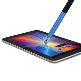 $enCountryForm.capitalKeyWord Australia - 2 in 1 Muti-fuction Capacitive Touch Screen Stylus and Ball Point Pen for Mobile Phone all Smart CellPhone Tablet