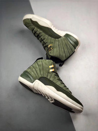 052bed2cc12387 2018 Authentic 12 2023Jordan Chris Paul Graduation Pack CP3 CLASS OF 2003  Green Man Basketball Shoes Sneakers Carbon With Box 130690 301