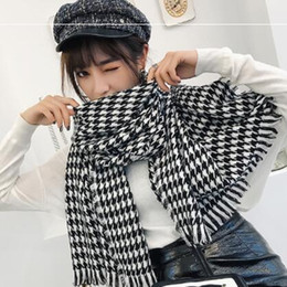 $enCountryForm.capitalKeyWord NZ - Fashion plaid scarf for women in winter to match the long style of mens long neck to open the side thermal cape