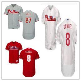Phillies Throwback Jerseys Canada - custom Men s Women Youth Majestic Phillies  Jersey  8 Juan Samuel ec55135cfd0