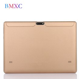 Discount hd tablet gps - BMXC Official tablet 10.1 inch Android 7.0 Quad Core 3G tablets 16GB ROM 1280x800 HD IPS Wifi Bluetooth GPS tablet andro