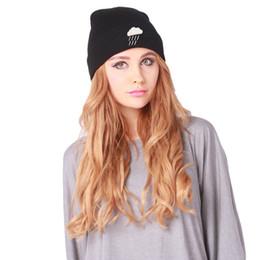 6ae758b0 Winter Knitting Warm Hat Raining Weather Sun Star Pattern Daily Slouchy Hats  Beanie Cap Outdoor Skiing Caps XRQ88