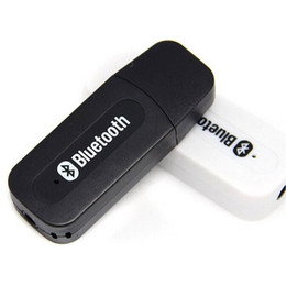 Usb Audio Jack Music Australia - Stereo 3.5 Blutooth Wireless For Car Music Audio Bluetooth Receiver Adapter Aux 3.5mm A2dp For Headphone Reciever Jack Handsfree