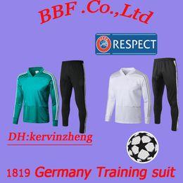 Germany tracksuit online shopping - thai soccer jerseys Thomas Muller Klose Werner jersey Germany training suit kit football tracksuit shirts maillot de futbol sportwear