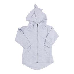 $enCountryForm.capitalKeyWord UK - 2017 Baby Kids Dinosaur Coat Boys Toddlers Hoodies Tracksuit Children Clothing Set Sportswear 1-7Y