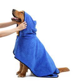 $enCountryForm.capitalKeyWord UK - Dog Cat Bathrobe Warm Towel Clothes Super Absorbent Pet Drying Towel Hood Bath Pet Product 8 XH8Z